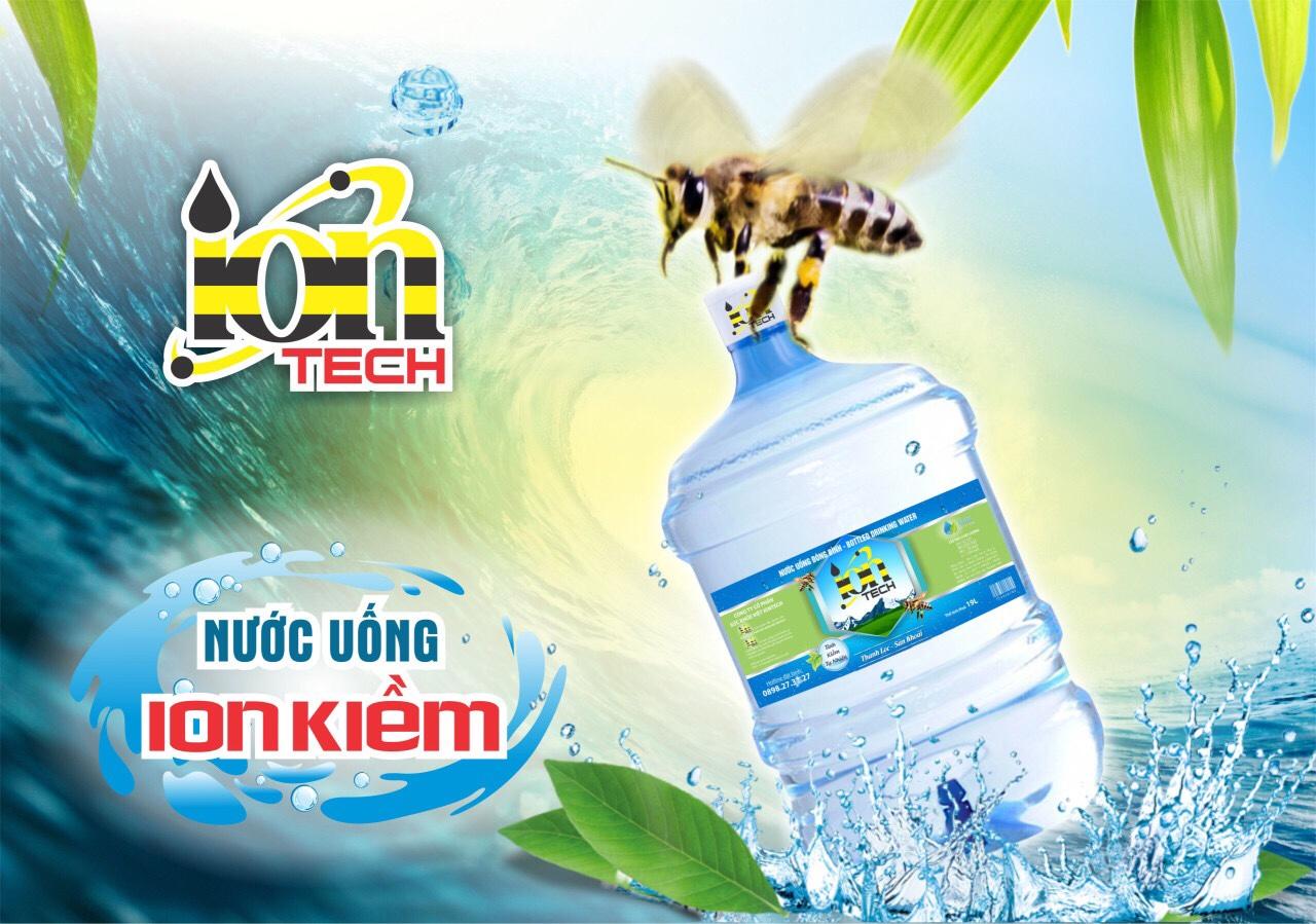 Nước uống khu vực Bình chánh